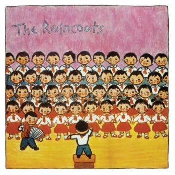 Raincoats, The: The Raincoats [LP, vinyle clair 180g]