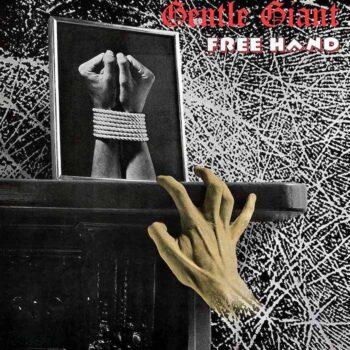 Gentle Giant: Free Hand (Steven Wilson mix) [2xLP, vinyle rouge]