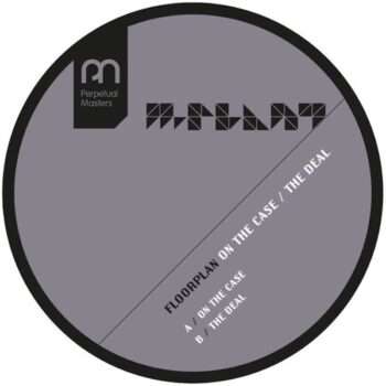 """Floorplan: On The Case / The Deal [12""""]"""