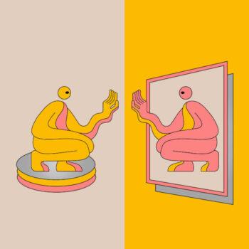 DJ Seinfeld: Mirrors [2xLP, vinyle coloré]
