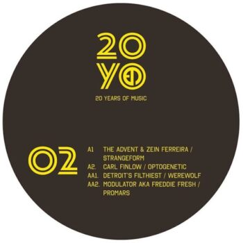 """variés: EPM20 EP2 [12""""]"""