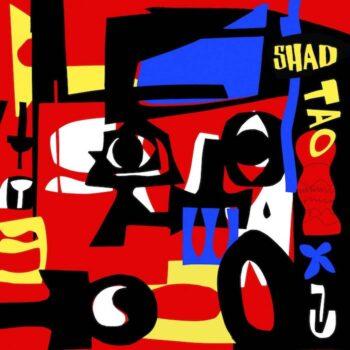 Shad: TAO [LP, vinyle bleu]