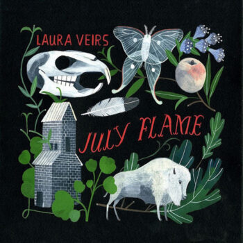Veirs, Laura: July Flame [LP, vinyle clair]