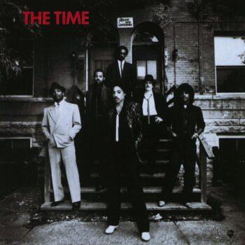 Time, The: The Time [2xLP, vinyle rouge & vinyle blanc]