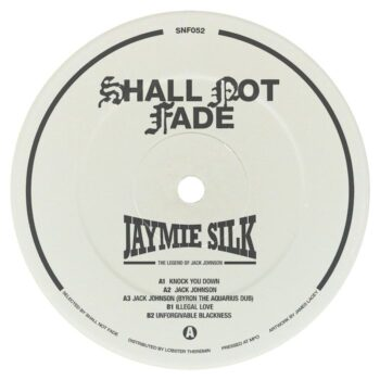 "Jaymie Silk: The Legend Of Jack Johnson EP [12""]"