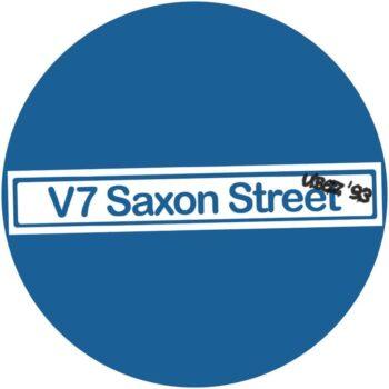 "inconnu: Saxon Street EP [12""]"