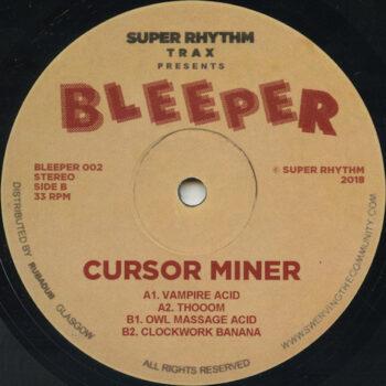 """Cursor Miner: Vampire Acid [12""""]"""