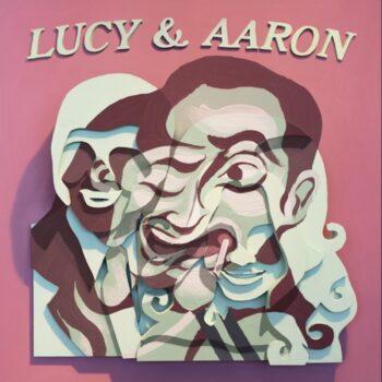 Dilloway & Lucrecia Dalt, Aaron: Lucy & Aaron [LP]