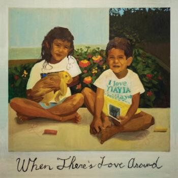Kiefer: When There's Love Around [2xLP, vinyle jaune & bleu]