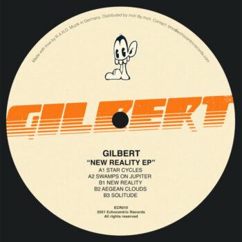 """Gilbert: New Reality [12""""]"""