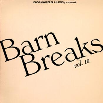 """Khruangbin: Barn Breaks Vol. III [7""""]"""