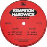 "Hardwick, Kempston: Step With Me [12""]"