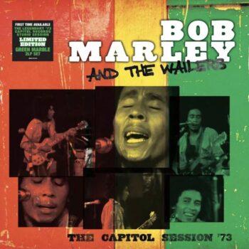 Marley & The Wailers, Bob: The Capitol Session '73 [2xLP, vinyle marbré vert]