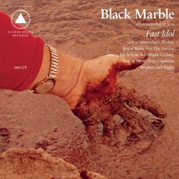 Black Marble: Fast Idol [LP, vinyle doré]
