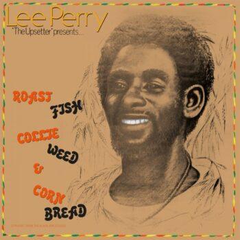 Perry, Lee Scratch: Roast Fish, Collie Weed & Corn Bread [LP, vinyle orange 180g]