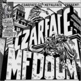Czarface & MF Doom: Super What? — édition 'noir & blanc' [LP, vinyle blanc]