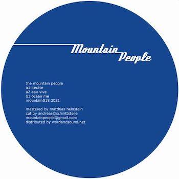 "Mountain People, The: Ocean Me [12""]"