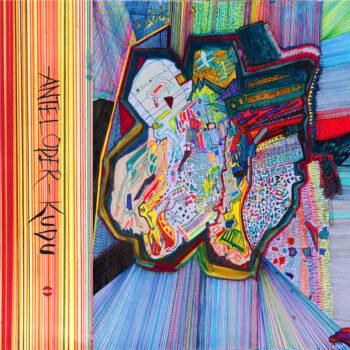 Anteloper: Kudu [LP, vinyle bleu]