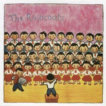 Raincoats, The: The Raincoats - édition 40e anniversaire [LP, vinyle jaune spiralé rouge]