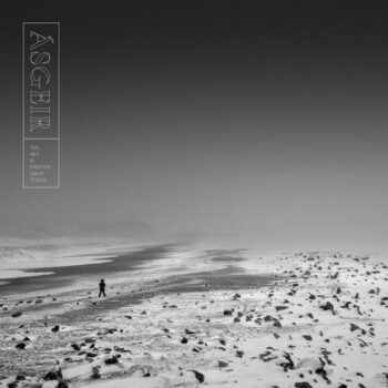 Ásgeir: The Sky Is Painted Gray Today [LP]
