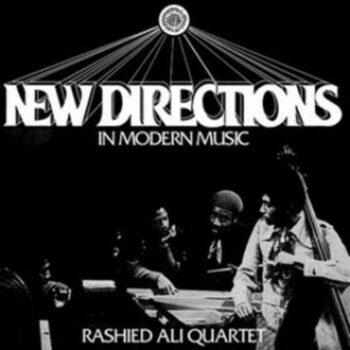 Ali Quartet, Rashied: New Directions In Modern Music [LP, vinyle clair]