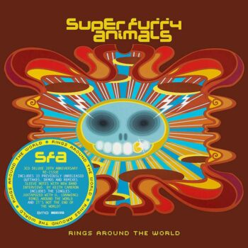 Super Furry Animals: Rings Around The World - édition 20e anniversaire [2xLP 180g]
