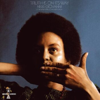 Giovanni, Nikki: Truth Is On Its Way [LP, vinyle jaune opaque]