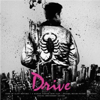 trame sonore: Drive — édition 10e anniversaire [LP, vinyle coloré]