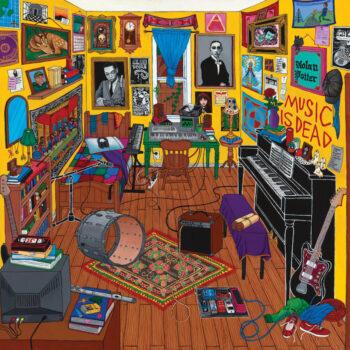 Potter, Nolan: Music Is Dead [LP]