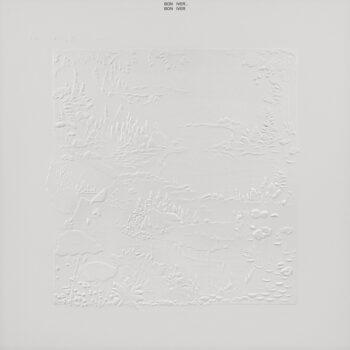 Bon Iver: Bon Iver, Bon Iver — édition 10e anniversaire [2xLP, vinyle blanc]