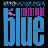 Burrell, Kenny: Midnight Blue [LP]