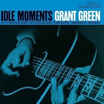 Green, Grant: Idle Moments [LP]