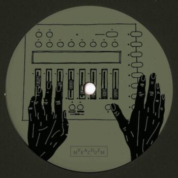"""Thibideau, Matt & Mark: Transfer EP [12"""" 180g]"""