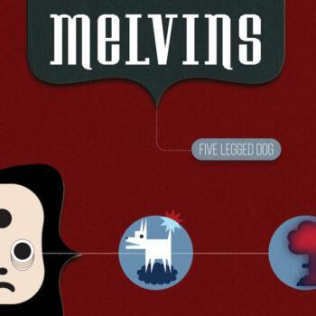 Melvins: Five Legged Dog [2xCD]