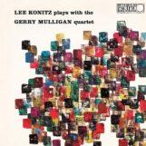 Konitz & Gerry Mulligan, Lee: Lee Konitz Plays With The Gerry Mulligan Quartet [LP]