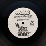 "Myd: Whether the Weather — incl. Remixes par Laurent Garnier & Mad Rey [12""]"