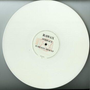 "Terrace: Ilmenite Mine [12"", vinyle blanc]"