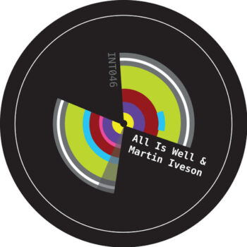 """All Is Well & Martin Iveson: Cosmos — incl. Remixes par Telephones & Prins Thomas [12""""]"""