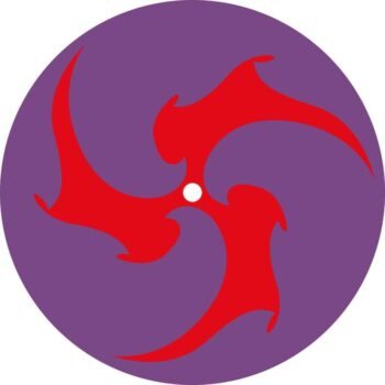 "Drax: Drax Trilogy [12"", vinyle mauve]"