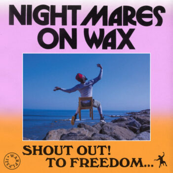 Nightmares On Wax: Shout Out! To Freedom… [2xLP, vinyle bleu]