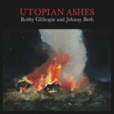 Gillespie & Jehnny Beth, Bobby: Utopian Ashes [LP, vinyle orange transparent]