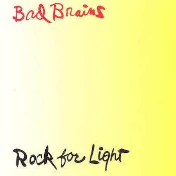 Bad Brains: Rock For Light [LP, vinyle jaune]