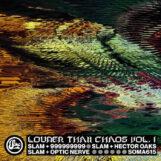 """variés; Slam: Louder Than Chaos Vol. 1 [12""""]"""