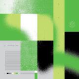 Donoso, Ricardo: Progress Trap [LP, vinyle jaune & vert]