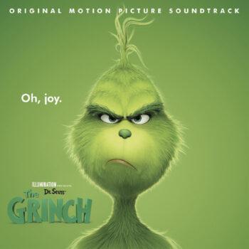trame sonore: Dr. Seuss' The Grinch [LP, vinyle coloré]