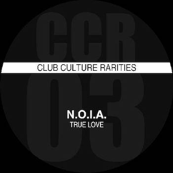 "N.O.I.A.: True Love [12"", vinyle rose]"