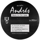 """Andrés: Back In The Open [12""""]"""