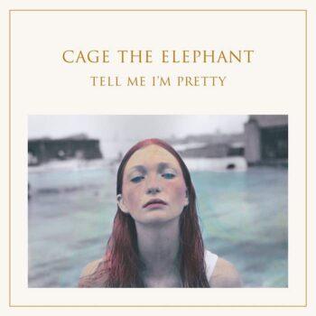 Cage The Elephant: Tell Me I'm Pretty [LP, vinyle clair avec tourbillons de fumée]
