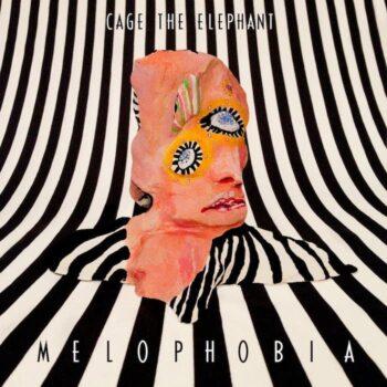 Cage The Elephant: Melophobia [LP, vinyle clair avec tourbillons de fumée]