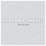 Alabama Shakes: Boys & Girls [LP, vinyle explosion noire & blanche]